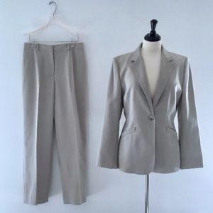 Calvin Klein Pant Suit Size 10